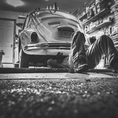 Physical Job Analysis of a Car Mechanic - Case Study